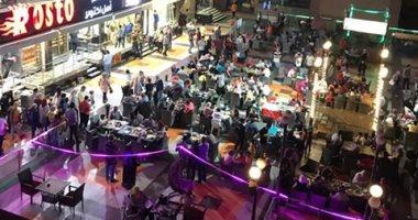 شكوى من تضرر سكان عقار بمنطقة الحصرى فى 6 أكتوبر من محلات أسفلهم