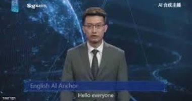 """شاهد 3 مذيعين """"روبوتات"""" يمكنهم قراءة نشرة الأخبار كالمحترفين.. فيديو"""