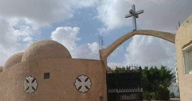 المجمع المقدس للكنيسة القبطية يعترف بدير ماريوحنا بطريق الإسماعيلية.. صور