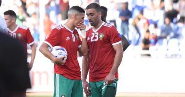 أول رد فعل من فيصل فجر لاعب المغرب بعد إطلاق الصافرت ضده