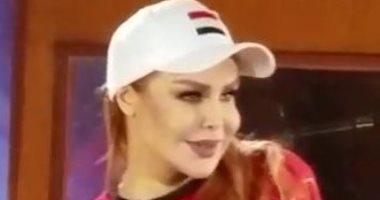 فيديو.. رولا سعد تستعد لطرح أغنية جديدة لمنتخب مصر قبل كأس أمم أفريقيا