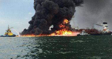 رويترز: ناقلة النفط المستهدفة قبالة ساحل الفجيرة تم ضربها بطوربيد