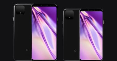 جوجل تضع حدا للتسريبات وتنشر صورة هاتف Pixel4 الشبيه بـ آيفون إكس آى.. صور -