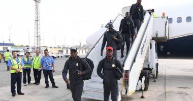 صور.. منتخب السنغال يصل القاهرة للمشاركة فى كأس الأمم الأفريقية