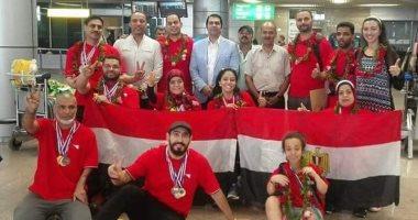 7 لاعبين من ذوي الاحتياجات الخاصة للريشة الطائرة يصعدون لبطولة العالم بسويسرا