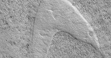 بين الخيال العلمى والواقع.. ناسا تجد علامة من مسلسل للفضاء على سطح المريخ