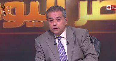 توفيق عكاشة يستعرض جهود مصر فى إنشاء منطقة التجارة الحرة الأفريقية الليلة