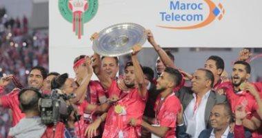 احتفالات صاخبة من جماهير الوداد بلقب الدورى المغربى.. فيديو وصور