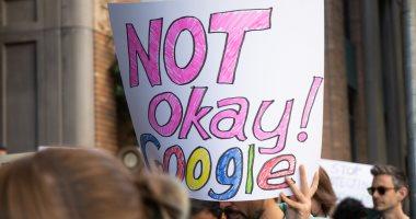 نشطاء وموظفين يتظاهرون أمام جوجل الأربعاء المقبل.. اعرف التفاصيل