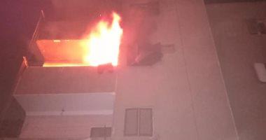 السيطرة على حريق بشقة سكنية فى العبور.. وإصابة 3 شباب بالاختناق