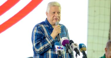 مرتضى منصور يُخطر عماد السيد وحازم إمام بغلق ملف الاتحاد