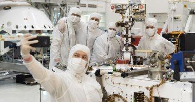 مستشكف المريخ 2020 يحصل على عجلاته الأولى ونظام المقدمة