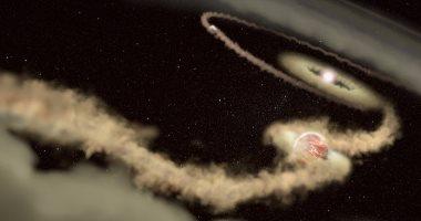 اكتشافات جديدة حول نجم منح علماء الفلك أول نظرة على ولادة كوكب