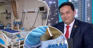 مستشار وزيرة الصحة: فتح التسجيل بموقع لقاحات كورونا بعد توافرها بأعداد مناسبة