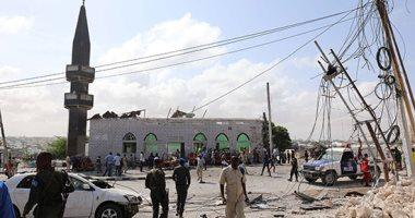 """صور..ارتفاع ضحايا انفجارى الصومال لـ11 قتيلا..و""""حركة الشباب"""" تعلن مسئوليتها"""