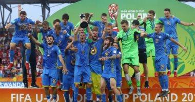 أوكرانيا تنضم لسجل المتوجين بمونديال الشباب.. الأرجنتين فى الصدارة