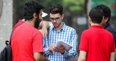 """غياب 190 طالب وطالبة عن امتحان """"الاستاتيكا"""" بلجان الثانوية العامة بالبحيرة"""