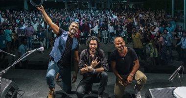 فرقة إتش أو إتش تمثل مصر فى مهرجان موسيقى البلد بالأردن