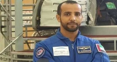 رائد الفضاء الإماراتى سلطان النيادى: طاقم المهمة الفضائية يجرى تجارب مع اقتراب الانطلاق