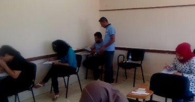بالصور والفيديو انطلاق إمتحانات الدراسات العليا بجامعة السويس فرع جنوب سيناء
