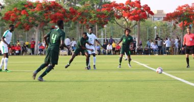 السنغال تفوز على نيجيريا بهدف وديا على ملعب الإسماعيلية.. صور