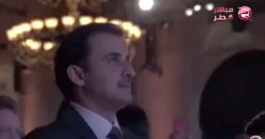 """شاهد.. """"مباشر قطر"""" تفضح عصابة الدوحة وقمعها للصحافة"""