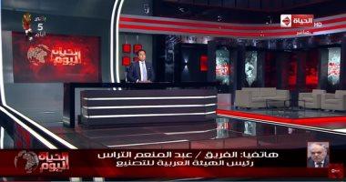 """""""التراس"""" لـ""""خالد أبو بكر"""": إنشاء محطات الكهرباء بألمانيا يستغرق 8 سنوات وبمصر عامين"""