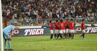فيديو وصور .. صلاح يصنع هدفين ويقود مصر للفوز على غينيا وديا 3 /1
