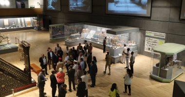 مشرف بمتحف الحضارة: جمعنا كل الفترات التاريخية بمكان واحد.. والافتتاح قبل نهاية العام