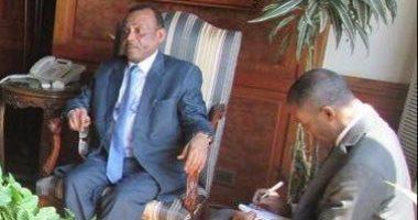 وزارة الرى تستقبل سفير تنزانيا فى القاهرة لمناقشة مجالات التعاون بين البلدين