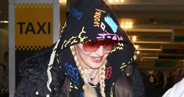 بعد الترويج لألبومها Madame X..مادونا بمعنويات مرتفعة في نيويورك..صور
