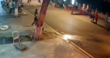 ننشر فيديو يرصد اللحظات الأولى لزلزال الصين بقوة 6 درجات بمقياس ريختر