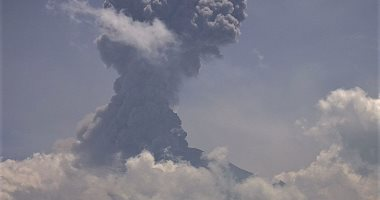بركان بركان بوبو أو بوبوكاتبتبيل فى المكسيك
