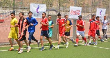 الأولمبياد الخاص المصرى يستعد للمشاركة فى بطولة الهند الدولية لكرة القدم