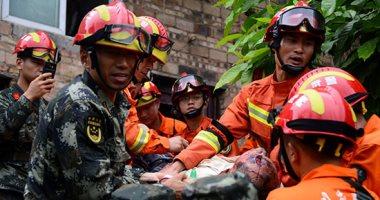 13 قتيلا و200 مصاب حصيلة ضحايا زلزال مقاطعة سيتشوان بالصين