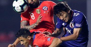 تشيلى يواجه أوروجواى بالاحتياطى فى كوبا أمريكا