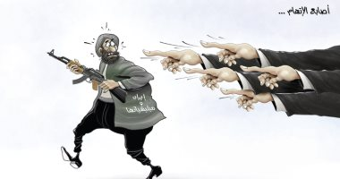 كاريكاتير صحف الإمارات.. العالم يتهم إيران بتكدير السلم بالمنطقة
