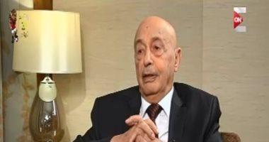 رئيس مجلس النواب الليبي يعلن عن خارطة طريق لإنهاء الأزمة في البلاد