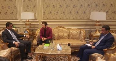 أمين سر خارجية النواب يؤكد حرص مصر على إقامة طيبة واستراتيجية مع روسيا