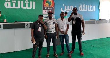 """الأفارقة يشيدون بتجربة """" تذكرتي"""". . و تحية خاصة من جماهير نيجيريا"""