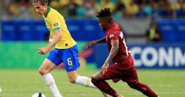 """فيديو.. الـ """"VAR"""" يلغي هدفاً للبرازيل أمام فنزويلا"""