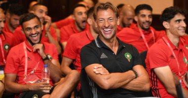 أنباء سعيدة فى تدريبات منتخب المغرب قبل أمم إفريقيا 2019