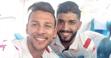 منتخب تونس يطير إلى القاهرة لخوض أمم أفريقيا 2019.. صور