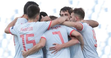 إسبانيا تفوز بصعوبة على بلجيكا في أمم أوروبا للشباب