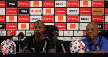 مدرب زيمبابوى: نبحث عن أفضل النتائج أمام الفراعنة فى مباراة الافتتاح