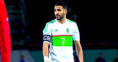 رياض محرز عن محمد صلاح: تركيزى مع الجزائر فقط