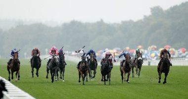 وصول المتسابقون لسباق رويال أسكوت للخيول فى إنجلترا