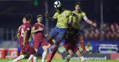 كولومبيا تواجه تشيلى فى لقاء التحدى بكوبا أمريكا