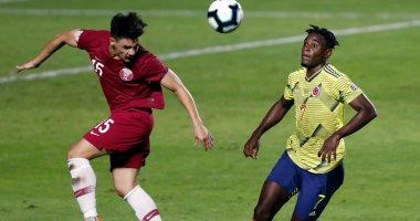 اهداف وملخض مباراة كولومبيا وقطر في كوبا امريكا