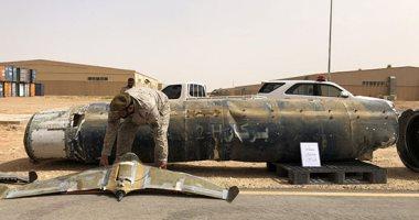 صور.. الجيش السعودى يستعرض أدلة جرائم الحوثيين وأسلحتهم المستخدمة ضد المملكة